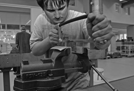 Gelingt die Ausbildung von jungen SozialhilfebezügerInnen, kann die Stadt zukünftig viel Geld sparen. (Foto: Heike Grasser/ex-press)
