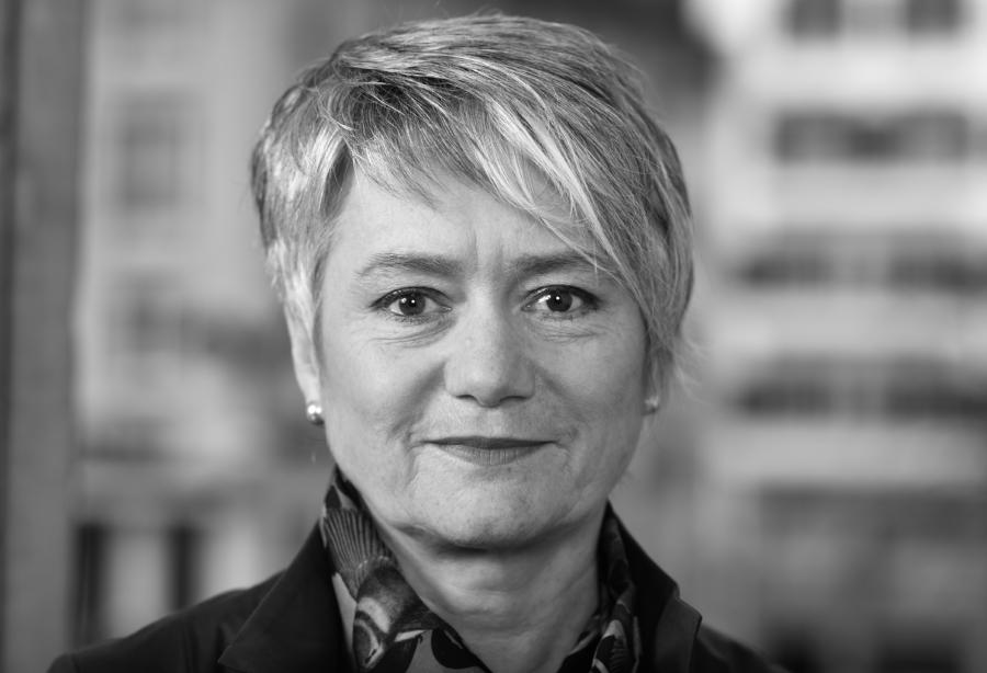 Die MuslimInnen dürfen sich nicht in einer Opferrolle einnisten, sondern müssen sich ihre Anerkennung selber erarbeiten, findet Regierungsrätin Jacqueline Fehr. zvg.